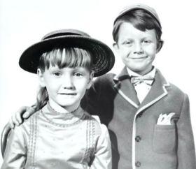 Matthew Garber, niño de Mary Poppins